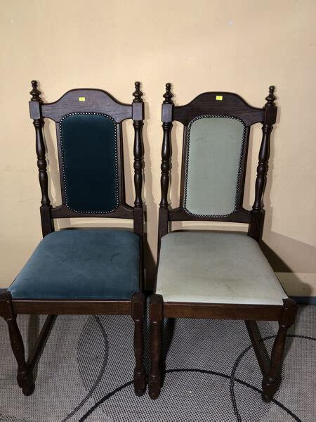 Antīki krēsli - Veikals - Mēbeļu Kvartāls