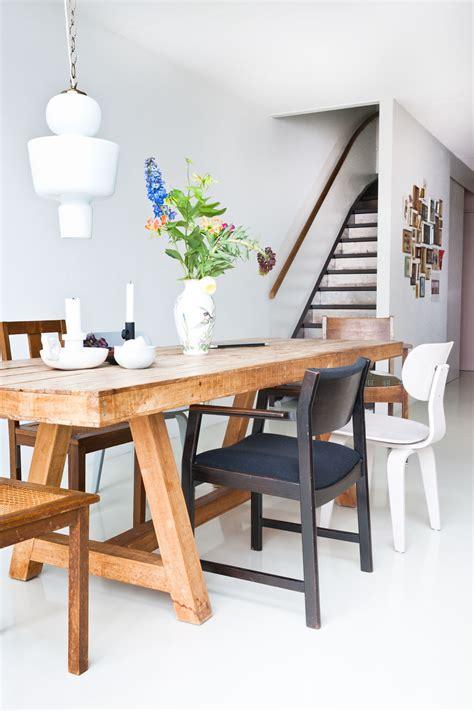 fijne eettafels inspiratie design wonen