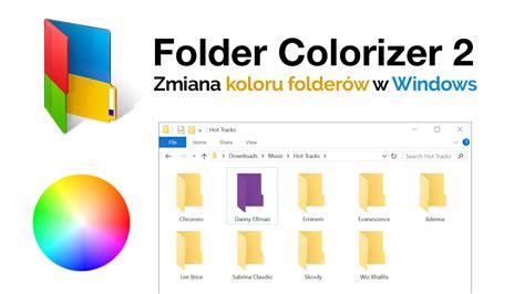 Jak Oznaczać Kolorami Foldery W Windows 10, 8.1 I 7