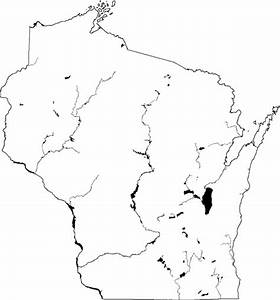wisconsin outline maps state cartographer 39 s office uw