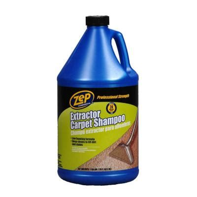 Zep Floor Cleaner Home Depot by Zep 128 Oz Carpet Extractor Cleaner Zucec128 At The Home