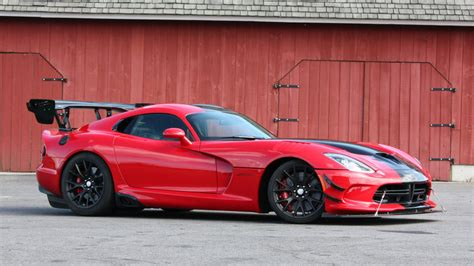 2017 Dodge Viper ACR, GTS, SRT, price, news, pictures
