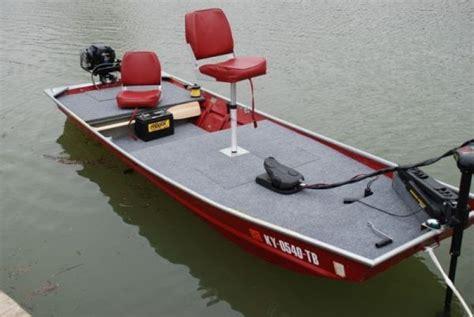jon boat project   blog
