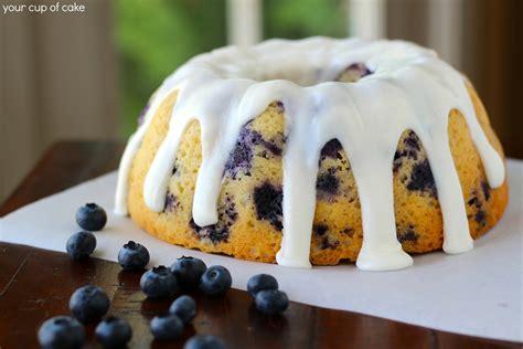 blueberry bundt cake banana blueberry bundt your cup of cake