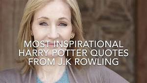Most inspiratio... Youtube Harry Potter Quotes