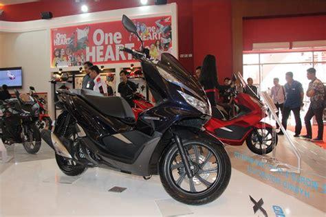 Pcx 2018 Iims by Honda Pcx Hybrid Dan Honda Gold Wing Catat Prestasi Di