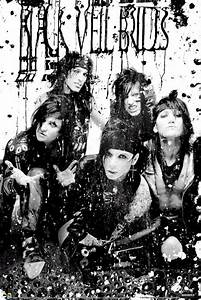 Black Veil Brides In The End Poster - Buy Online at ...