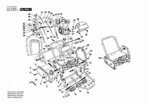 Qualcast Classic Petrol 35s  F016l80594  Lawnmower Spares  U0026 Parts