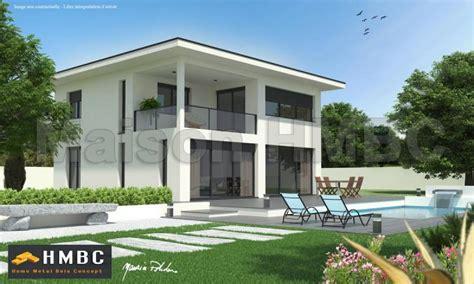 plan maison 150m2 4 chambres edwige 111 maison moderne et contemporaine de 111m2
