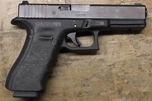 Glock 22 Gen4 40 S U0026w Police Trades  Fair Condition
