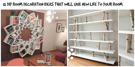 how to decorate interior of home 12 simple diy room interior decoration ideas