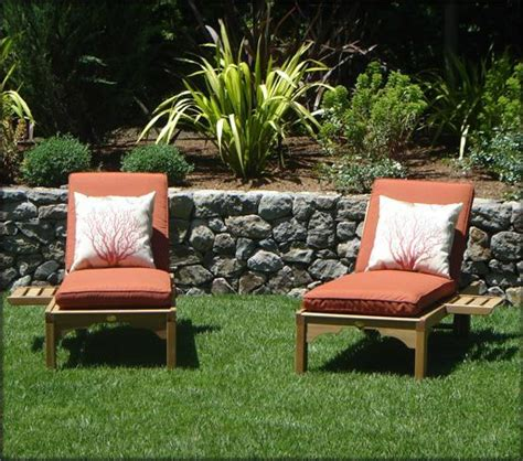 gardenside  premium teak furniture patio designs