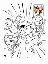 Coloring Boboiboy Chelsea Barbie Cartoon Printable Drawing Docx sketch template