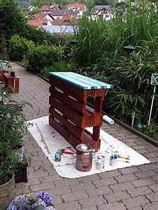 Bar Aus Holzpaletten : how to make an outdoor pallet bar for the club ~ A.2002-acura-tl-radio.info Haus und Dekorationen