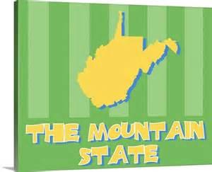 West Virginia State Nickname