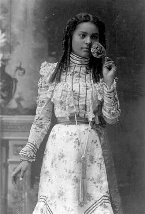 More Stunning Photos Of Black Women In The Victorian Era Bglh Marketplace