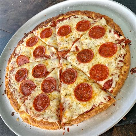 keto pepperoni pizza recipe chions