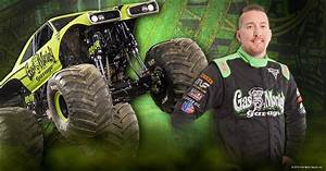 B J  Johnson Monster Jam Driver
