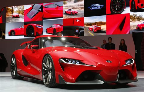 Top 10 Cars At Detroit Auto Show 2014