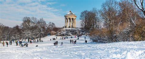Englischer Garten In Winter by M 252 Nchen Englischer Garten 183 Kostenloses Foto Auf Pixabay