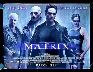 Vintage Sci Fi Movie Posters The Matrix - Hot Girls Wallpaper