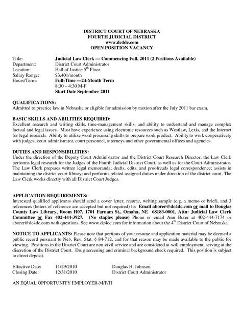 resume objective statement exles entry level sales and marketing court clerks resume sales clerk lewesmr
