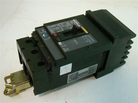 Square Line Circuit Breaker Powerpact