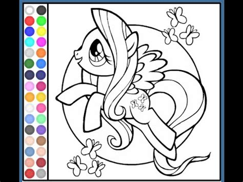pony coloring pages  kids   pony