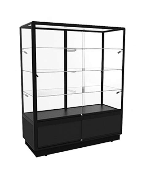fully assembled storage cabinets tsb 1500 wall display cabinet extra wide fully assembled
