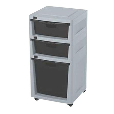 Free Standing Kitchen Storage Cabinets With Drawers by Suncast Heavy Duty Garage Storage System Free Standing