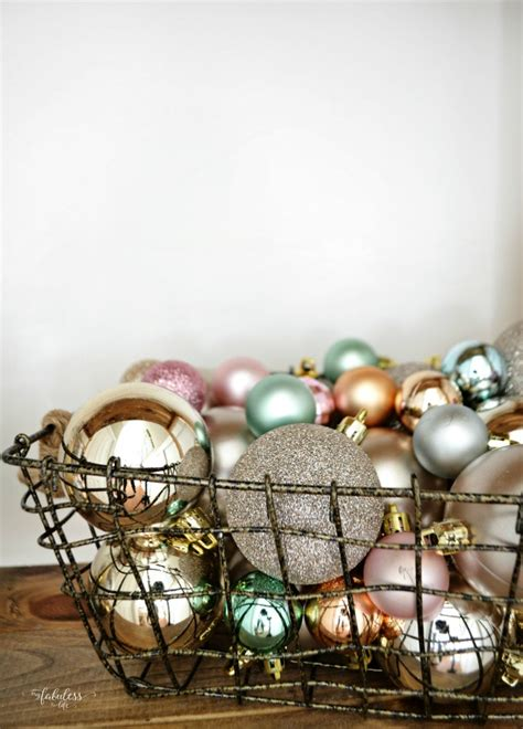 effortless christmas decorating ideas  inspired room