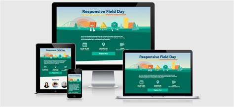 responsive web design responsive field day exles responsive web design