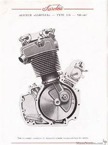 Sarolea 1931 Type 31s Ohv 500cc Engine Diagram