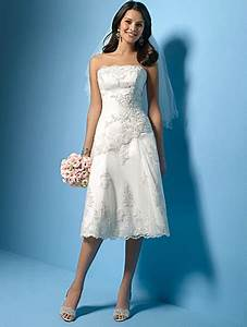 informal short wedding gown thebridalgown With short informal wedding dresses