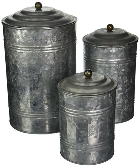 Permalink to Farmhouse Style Kitchen Canisters