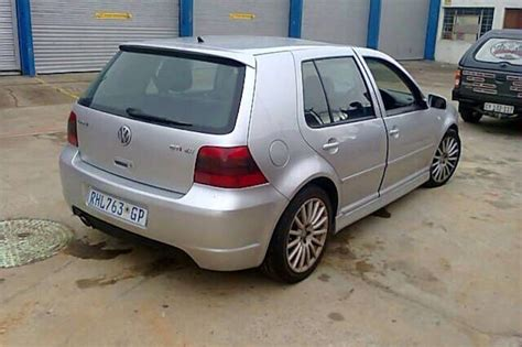 Wolksvagen Golf 2004 by 2004 Vw Golf Gti R Cars For Sale In Western Cape R 130