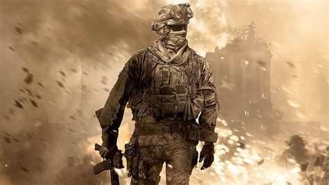 Cull Of Duty by Call Of Duty Modern Warfare 2 Remastered Listing Appears