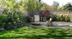 Image Gallery no maintenance backyard landscaping
