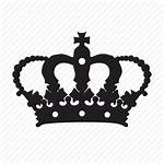 Crown Monarch Transparent Icon Background Clipart Icons