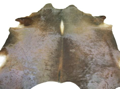 Solid Brown Cowhide Rug|lone Star Western