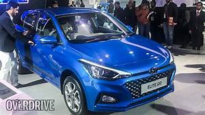 Hyundai I 20 2018 : auto expo 2018 new 2018 hyundai elite i20 facelift ~ Jslefanu.com Haus und Dekorationen