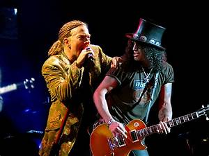 Photo Of Axl Rose & Slash Together Again??? Guns N' Roses ...