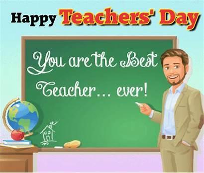 Teacher Ever Teachers Happy Send Ecard Card