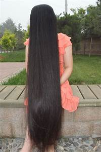 Aidebianyuan Cut Thick Silky Long Hair NO136