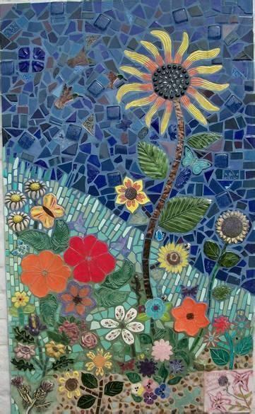 ideas mosaic art kits  adults wall art ideas