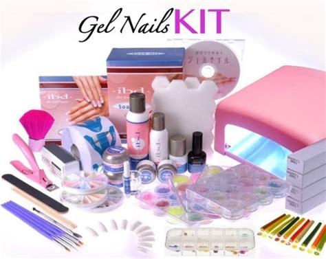 Nail Polish, Gel Nails Kit