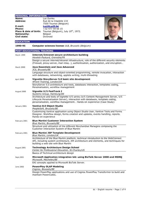 Excellent Resume Sle by Tips For Choosing A Free Resume Template Resume