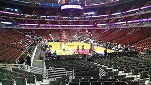 Interactive Seating Chart For United Center United Center Section 107 Chicago Bulls Rateyourseats Com