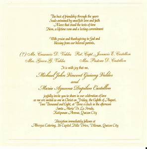 Wedding invitation opening lovely cozy wedding invitation for Wedding invitation opening quotes