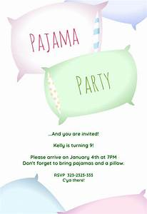 Congratulations Baby Shower Sleepover Party Sleepover Party Invitation Template